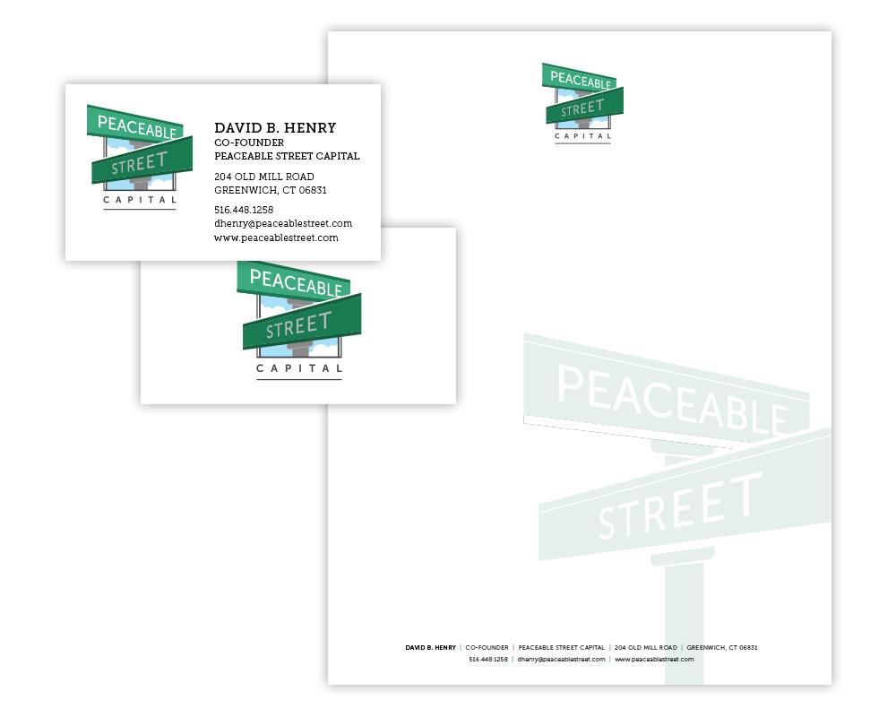 Capital design identity identity stationery