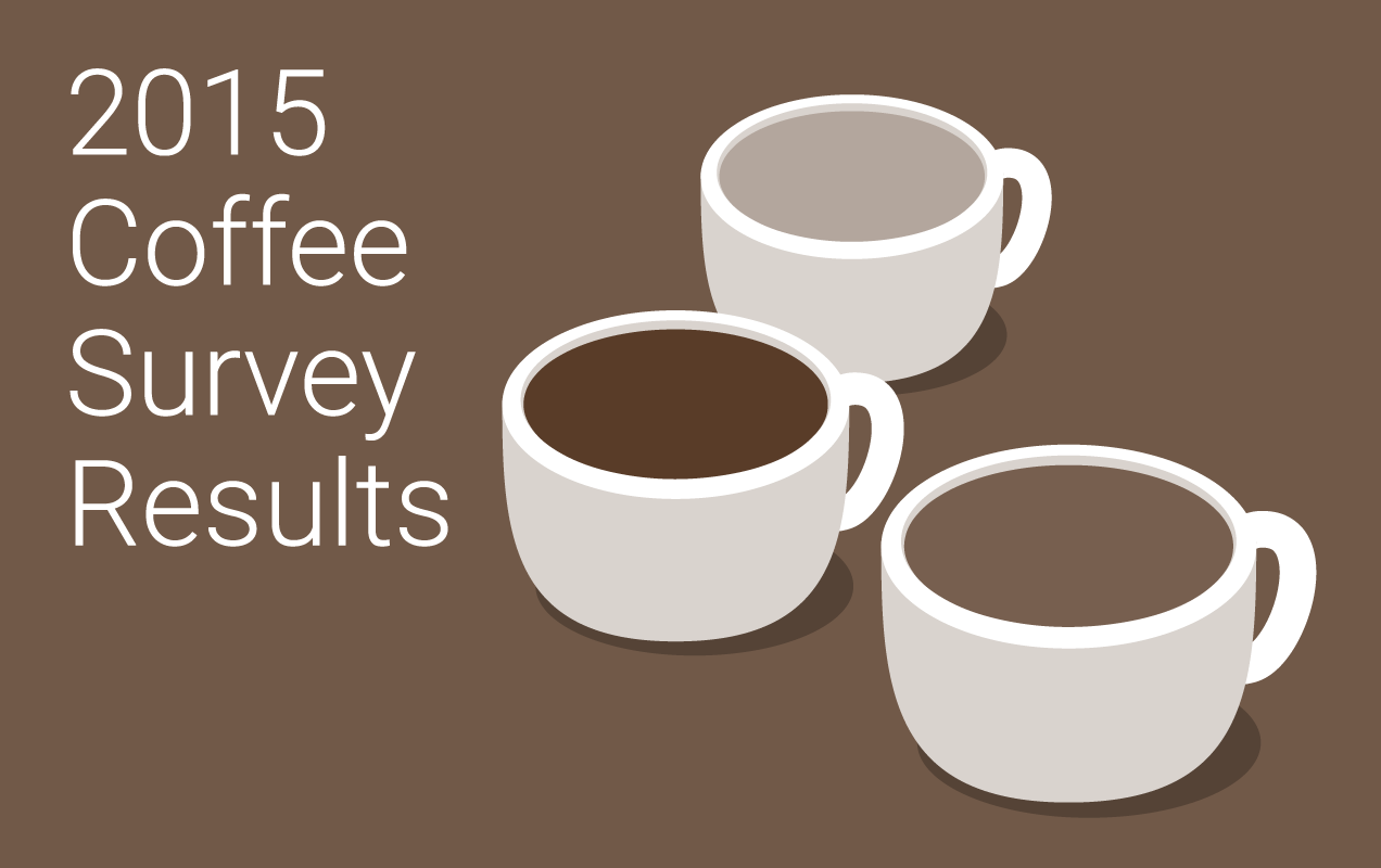 coffee inforgraphic design