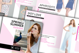 fashion catalog design nyc
