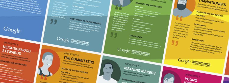 google poster series design nyc