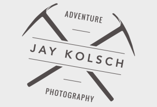 rugged photographer logo design