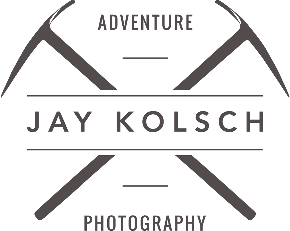 adventure photographer logo