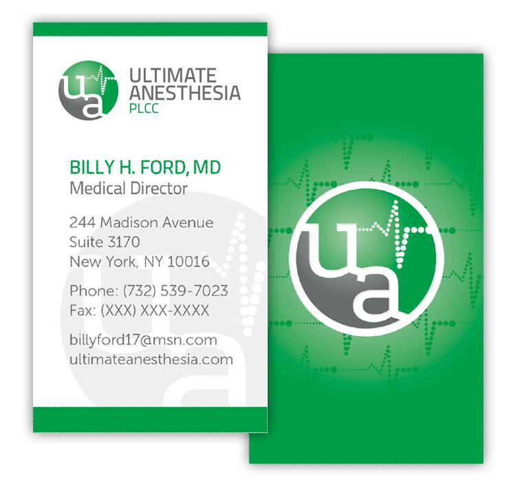 anesthesia design identity nyc