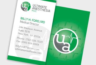 anesthesia logo design identity
