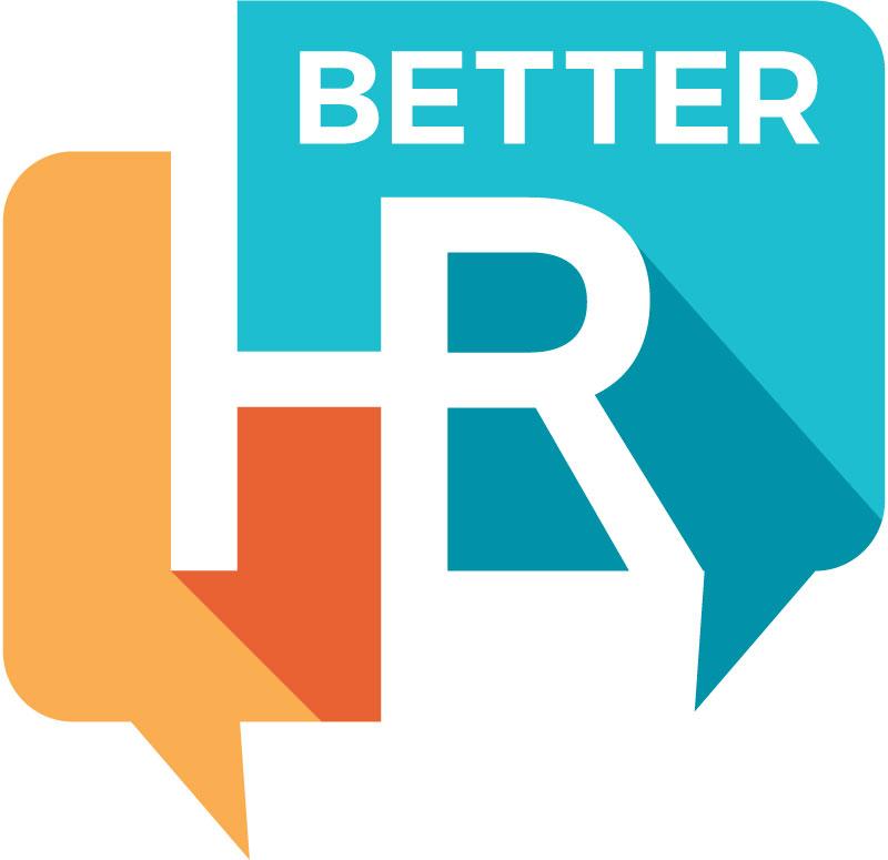 hr human resources logo design nyc