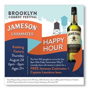 jameson poster design