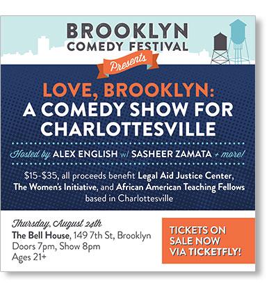 brooklyn poster design