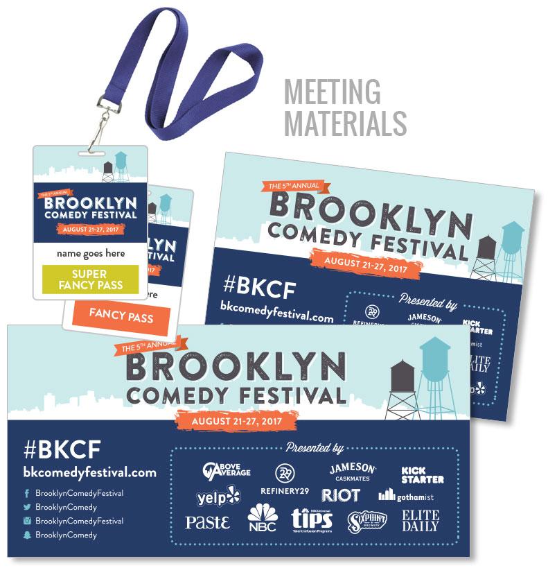 fun meeting material design identity